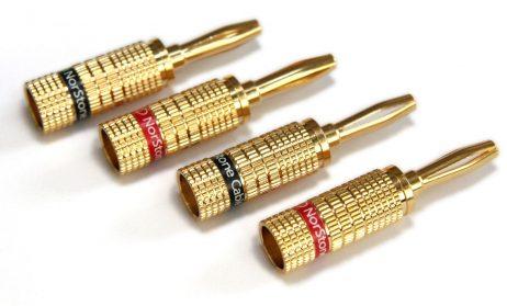 zvočniški konektorji
