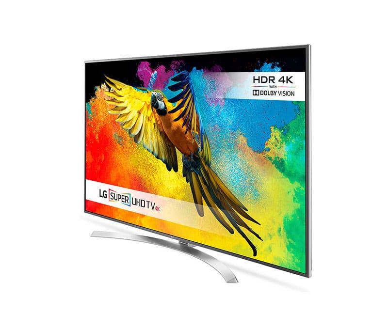 LED-TV LG-75UH855V, 189cm,3D