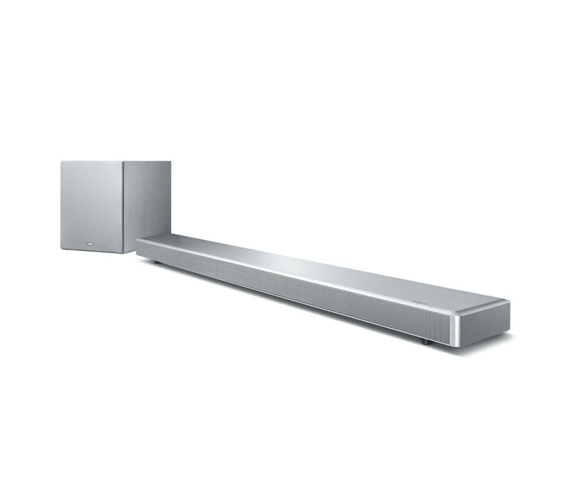 YAMAHA YSP-2700 - srebrn