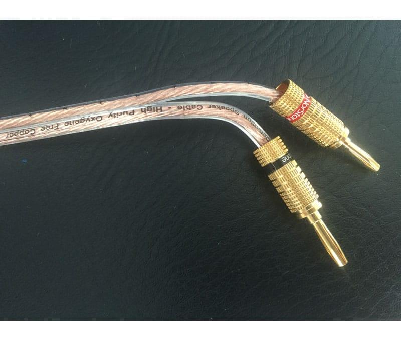 Norstone CL150, zvočniški