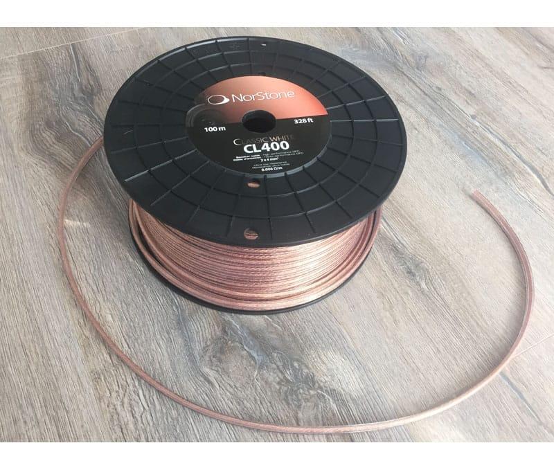 Norstone CL400, zvočniški