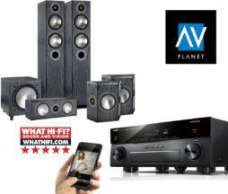 Yamaha RX-A880 z zvočniki Monitor Audio