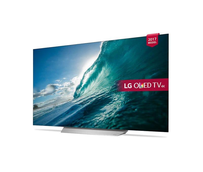 LG 65C7V, OLED, 2017