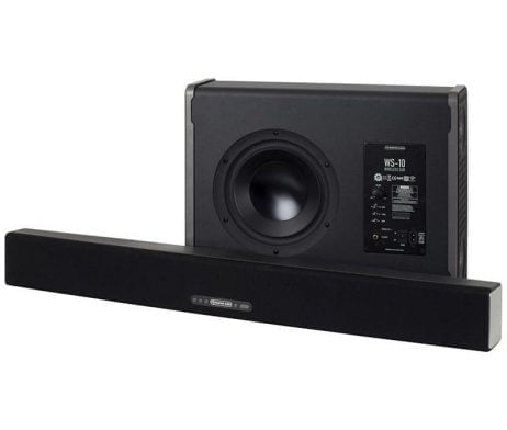 MONITOR AUDIO ASB-10 + WS10