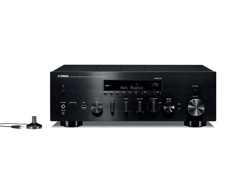 Yamaha R-N803D črn - novo
