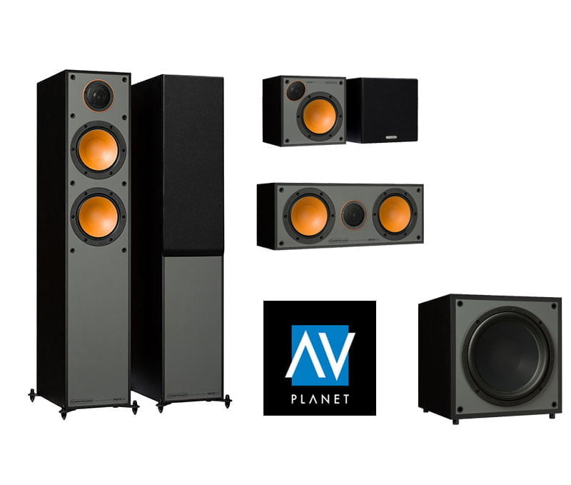 Monitor Audio MONITOR 5.1 set