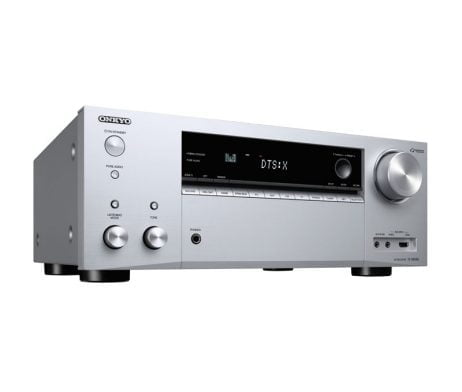 Onkyo TX-NR686 srebrn