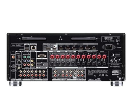 onkyo TX-RZ830 zadaj
