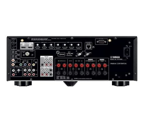 yamaha RX-A880 zadaj