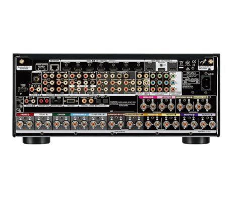 Denon AVC-X8500H-zadaj