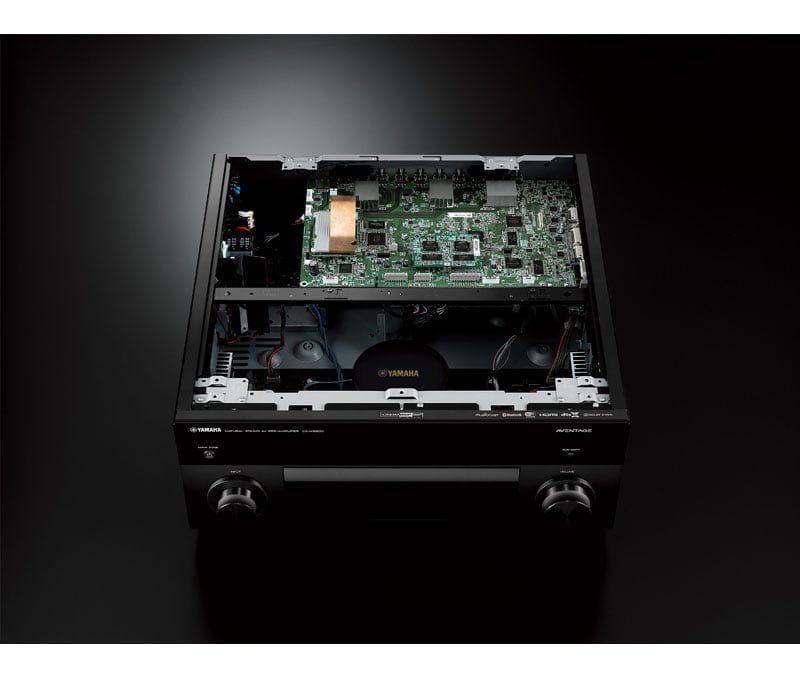 CXA5200-noter