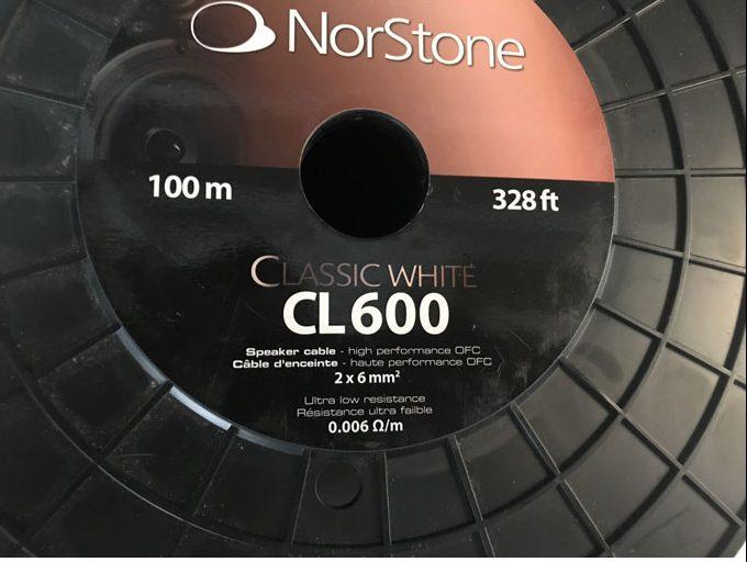 Norstone CL600, zvočniški