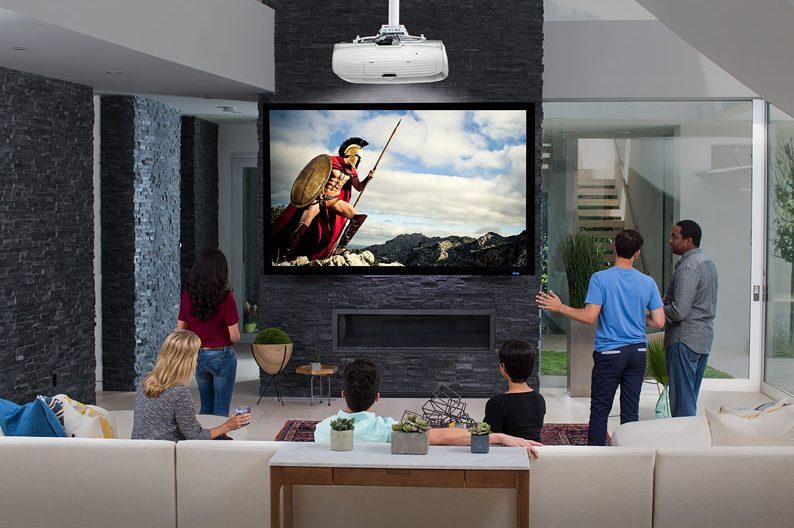 domači kino projektorji