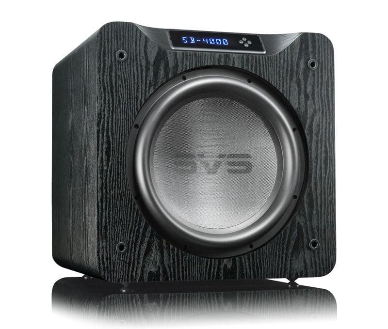 SVS SB-4000 črn