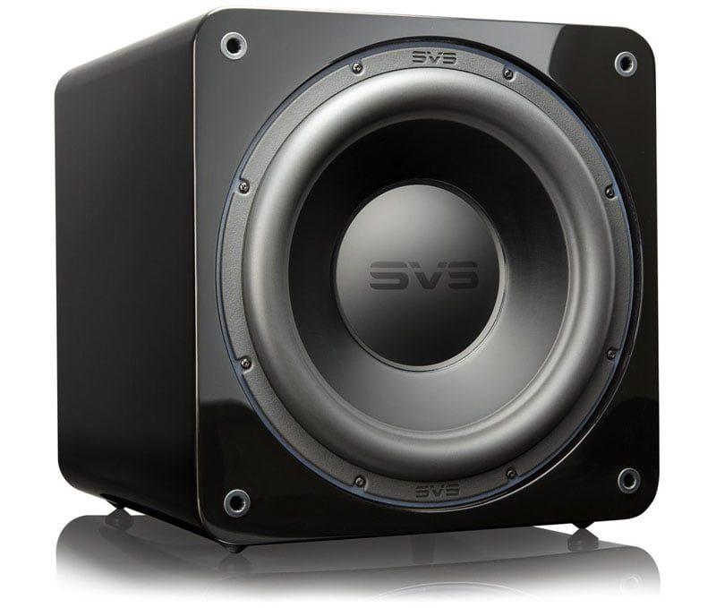 SVS SB-3000 - črn lak sijaj