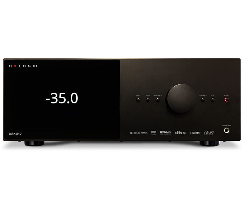 Anthem MRX-540 - novost