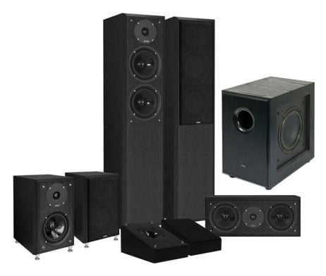 Dolby Atmos hišni kino komplet ELTAX