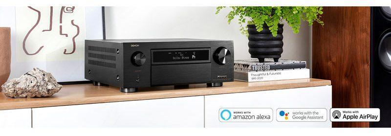 Denon AV receiverji 2020