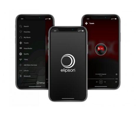Aplikacija za izbiro virov poslušanj